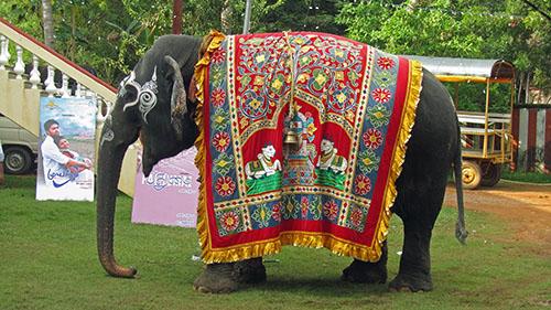 Impressum Indien-Schmuckkunst Temple Elefant