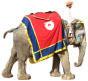 Indien-Schmuckkunst Logo Elefant in Jaipur