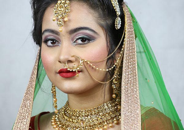 Stimmungsbild - indischer Hochzeitsschmuck