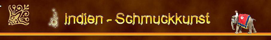 Logo des Indien-Schmuckkunst Online Shops